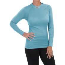Craft Sportswear Pro Zero Base Layer Top - Long Sleeven (For Women) in Aquamarine - Closeouts