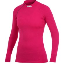 Craft Sportswear Pro Zero Extreme Base Layer Top - Midweight, Long Sleeve (For Women) in Hibiscus - Closeouts