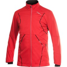 Craft Sportswear PXC Jacket - Soft Shell (For Men) in Core Red - Closeouts