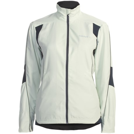 Craft Sportswear PXC Light Jacket (For Women) in Soda