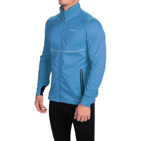 Craft Sportswear PXC Light Soft Shell Jacket (For Men)