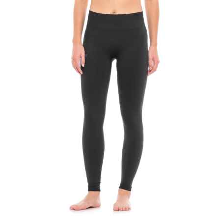 Craft Sportswear Seamless Touch Tights (For Women) in Black - Closeouts