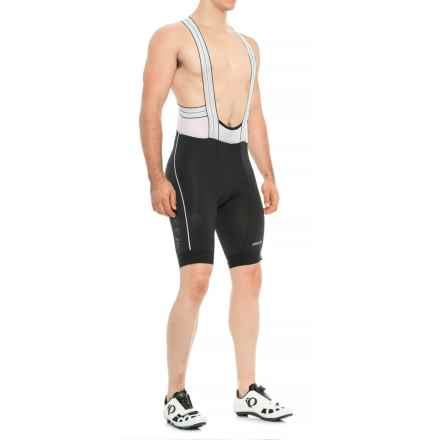 Craft Sportswear Tech Cycling Bib Shorts (For Men) in Black/White - Closeouts