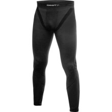 Craft Sportswear Warm CK Underpant Bottoms- Merino Wool, Base Layer (For Men) in Black - Closeouts