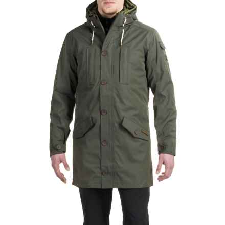 Craghoppers 364 Jacket - Waterproof, Insulated, 3-in-1 (For Men) in Dark Khaki - Closeouts