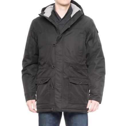 b8f5e0c034 Craghoppers Acton Jacket - Waterproof, Insulated (For Men) in Black Pepper  - Closeouts