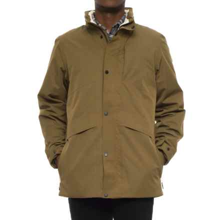 Craghoppers Axel Jacket - Waterproof, Insulated (For Men) in Dark Moss - Closeouts