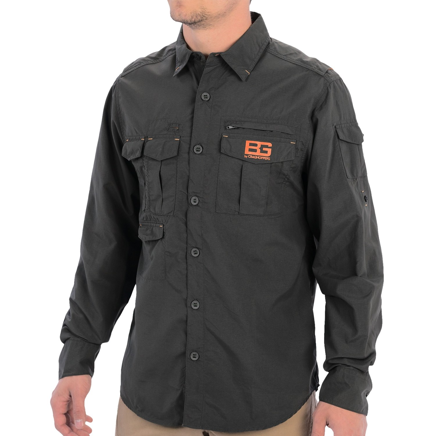a2ace3ecb236 Craghoppers Bear Grylls Adventure Shirt (For Men) 9166Y 55 on PopScreen