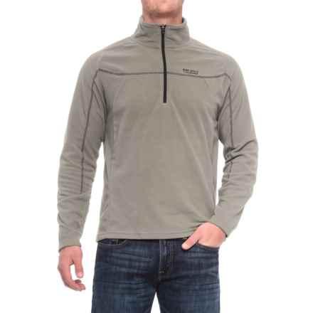 Craghoppers Bear Grylls Original Fleece Sweater - Zip Neck (For Men) in Steel - Closeouts
