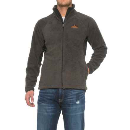 Craghoppers Bear Grylls Survivor Fleece Jacket - Full Zip (For Men) in Black Pepper - Closeouts