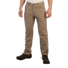 Craghoppers Brodie Classic Fit Trouser Pants (For Men) in Taupe - Closeouts
