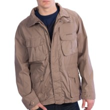 Craghoppers Caballo Jacket - Waxed Cotton (For Men) in Beach - Closeouts
