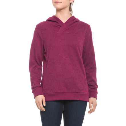 Craghoppers Callins Hoodie (For Women) in Azalia Pink Marle - Closeouts