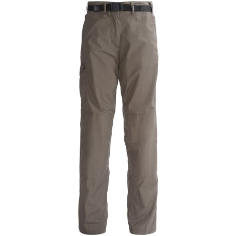 Craghoppers Classic Kiwi Trouser Pants (For Women) in Litchengreen