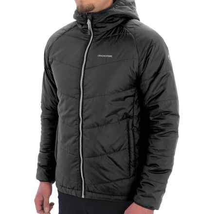 Craghoppers Compress Lite Jacket - Insulated (For Men) in Black - Closeouts