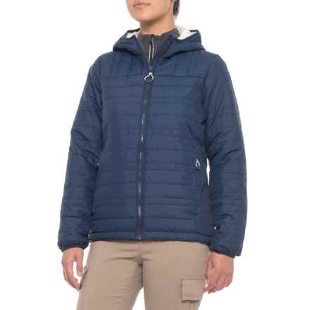 Craghoppers Compresslite II Jacket - Insulated (For Women) in Night Blue - Closeouts