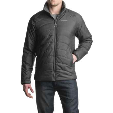 Craghoppers Compresslite Interactive Jacket - Insulated (For Men) in Black Pepper - Closeouts