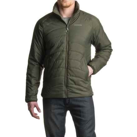 Craghoppers Compresslite Interactive Jacket - Insulated (For Men) in Dark Khaki - Closeouts