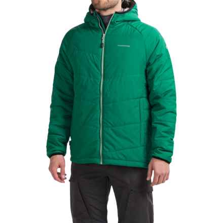 Craghoppers Compresslite Packaway Jacket - Insulated (For Men) in Alpine Green - Closeouts