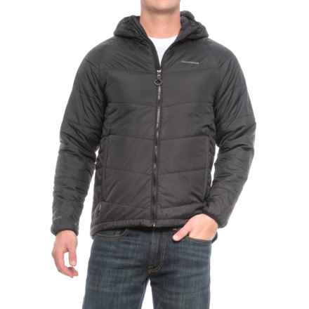 Craghoppers Compresslite Packaway Jacket - Insulated (For Men) in Black/Black - Closeouts