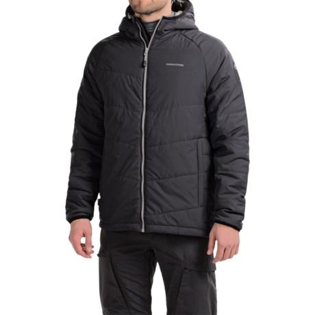 Craghoppers Compresslite Packaway Jacket - Insulated (For Men) in Black