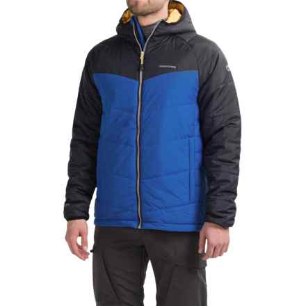 Craghoppers Compresslite Packaway Jacket - Insulated (For Men) in Imperial Blue/Dark Navy - Closeouts
