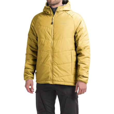 Craghoppers Compresslite Packaway Jacket - Insulated (For Men) in Sulphur Yellow - Closeouts