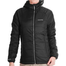 Craghoppers Compresslite Packaway Jacket - Insulated (For Women) in Black - Closeouts
