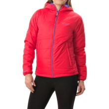 Craghoppers Compresslite Packaway Jacket - Insulated (For Women) in Firecracker - Closeouts