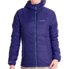 Craghoppers Compresslite Packaway Jacket - Insulated (For Women) in Twilight - Closeouts