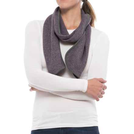 "Craghoppers Danewood Scarf - 70x7"" (For Men and Women) in Dusk Dewberry Marl - Closeouts"