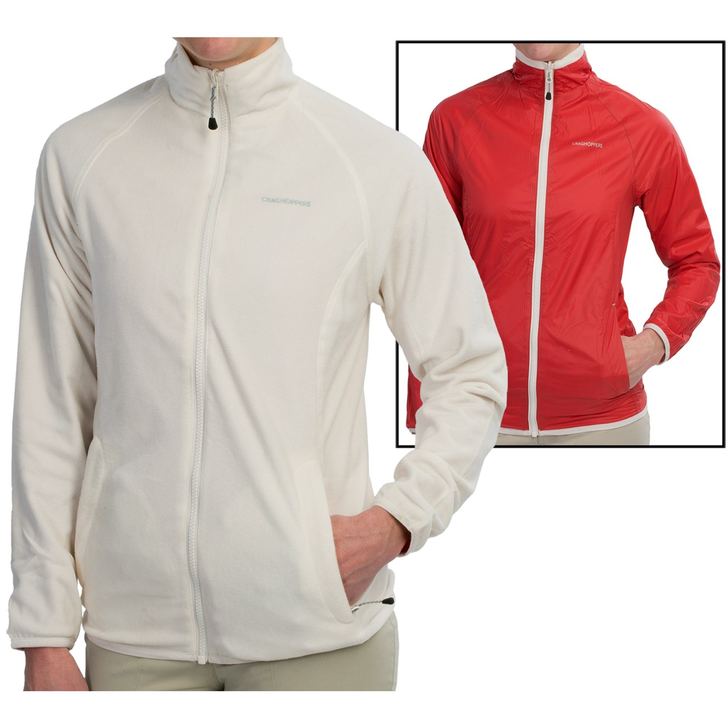Submit Your Own Image · Craghoppers Dawa Fleece Jacket