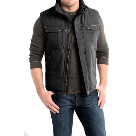 Craghoppers Ealand Gilet Jacket - Sleeveless (For Men) in Dark Navy - Closeouts