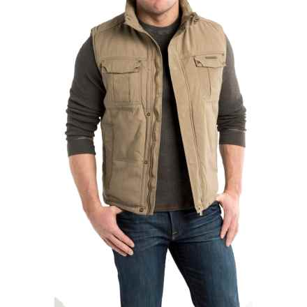 Craghoppers Ealand Gilet Jacket - Sleeveless (For Men) in Taupe - Closeouts