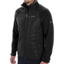Craghoppers Easby Fleece Jacket - Insulated (For Men) in Black - Closeouts