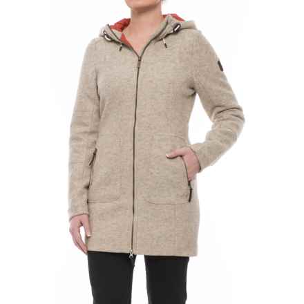 Craghoppers Hepworth Jacket - Wool Blend (For Women) in Almond - Closeouts
