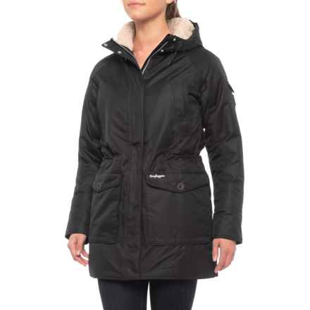 Craghoppers Hopewell Jacket - Waterproof, Insulated (For Women) in Black - Closeouts