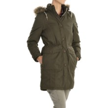 Craghoppers Ilkley AquaDry® Jacket - Waterproof, Insulated (For Women) in Mid Khaki - Closeouts