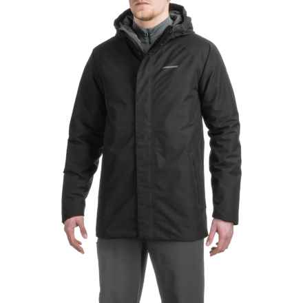Craghoppers Irvine Gore-Tex® Hooded Jacket - Waterproof, Insulated (For Men) in Black - Closeouts