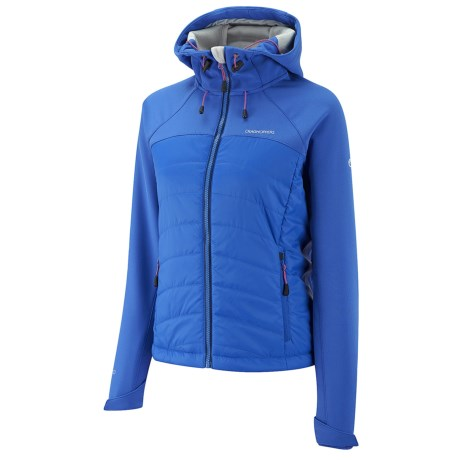 Craghoppers Ishi Soft Shell Jacket - Insulated (For Women) in Deep Indigo