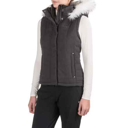 Craghoppers Kilnsey Quilted Vest (For Women) in Charcoal - Closeouts