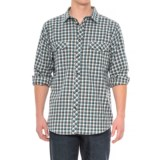 Craghoppers Kiwi Checkered Shirt - Long Sleeve (For Men)