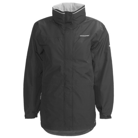 Craghoppers Kiwi Gore-Tex® Performance Shell Jacket - Waterproof (For Women) in Black