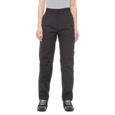 19be714f420a Craghoppers Kiwi II NosiDefence Pants - UPF 50+ (For Women) in Black -