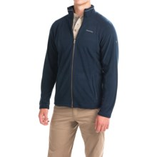 Craghoppers Kiwi Interactive Microfleece Jacket - Full Zip (For Men) in Royal Navy - Closeouts