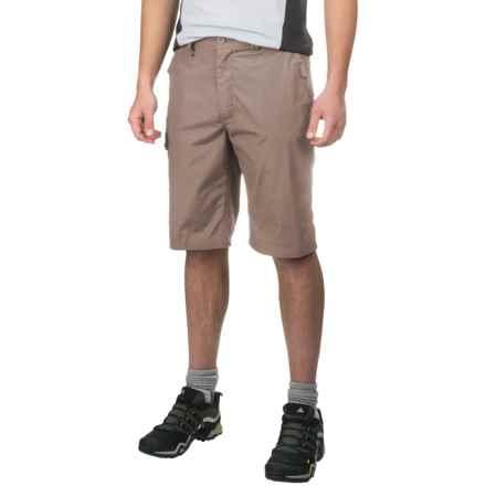 Craghoppers Kiwi Long Shorts - UPF 40+ (For Men) in Beach - Closeouts