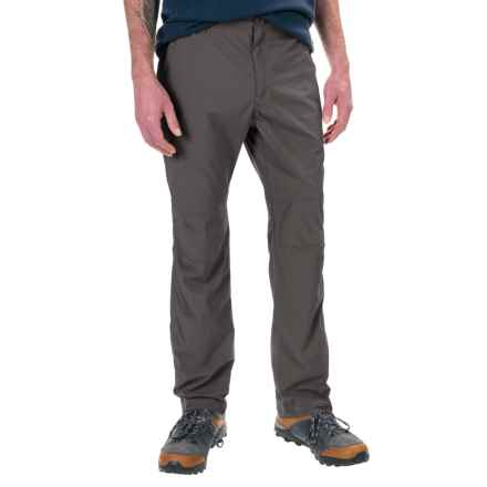 Craghoppers Kiwi Pro Lite Pants - UPF 40+ (For Men) in Dark Lead - Closeouts
