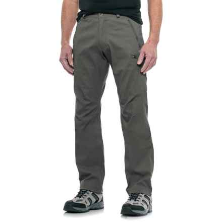 Craghoppers Kiwi Pro Stretch Active Pants - UPF 50+ (For Men) in Dark Lead - Closeouts