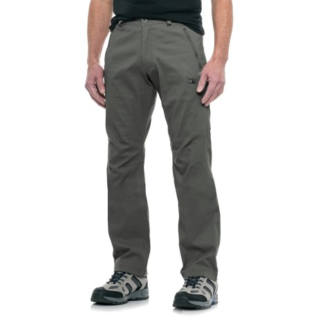 Craghoppers Kiwi Pro Stretch Active Pants - UPF 50+ (For Men) in Dark Lead