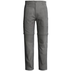 Craghoppers Kiwi Pro Stretch Convertible Trouser Pants - UPF 40+ (For Men) in Ashen